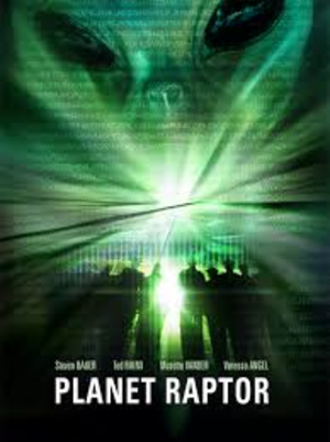 Planet Raptor - DVD cover