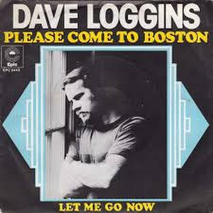 Please Come to Boston - Image: Please Come to Boston Dave Loggins
