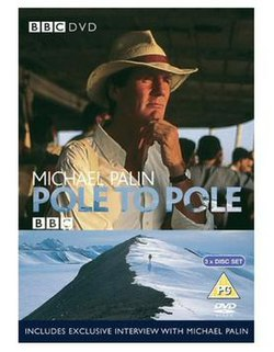 Pole To Pole With Michael Palin Wikipedia