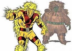 Porcupine (Marvel Comics) - Wikipedia