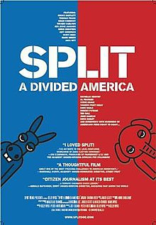 Poster of the movie Split- A Divided America.jpg