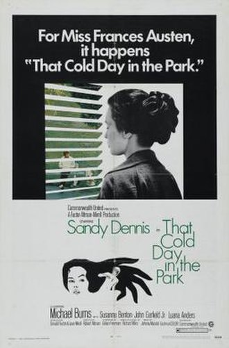 That Cold Day in the Park - Theatrical release poster