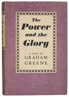 <i>The Power and the Glory</i>
