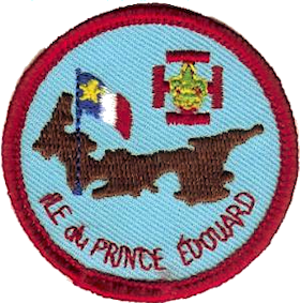 Scouting and Guiding in Prince Edward Island - Image: Prince Edward Island District (Association des Scouts du Canada)