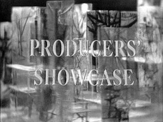 Producers' Showcase - Image: Producers Showcase Title