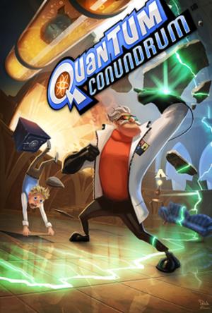 Quantum Conundrum - Image: Quantum Conundrum cover