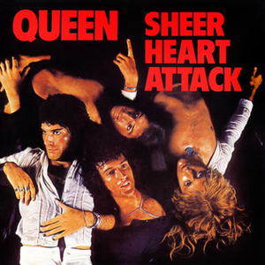 Sheer Heart Attack - Image: Queen Sheer Heart Attack