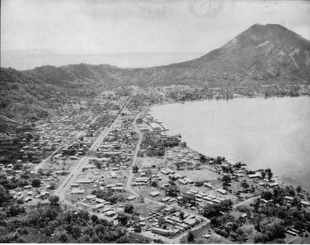 Rabaul and Simpson Harbour after World War II Rabaul and Simpson Harbaour post-World War II.jpg