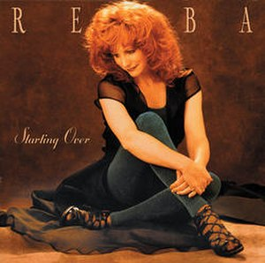 Starting Over (Reba McEntire album) - Image: Rebastartingover
