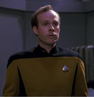 Reginald Barclay fictional character in the Star Trek universe