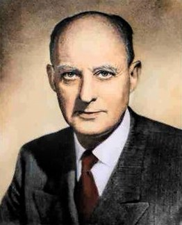 Reinhold Niebuhr American protestant theologian