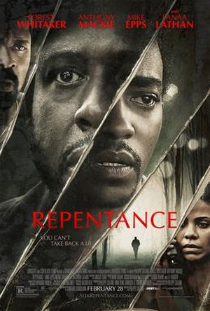 Repentance (2013 film) - Theatrical release poster