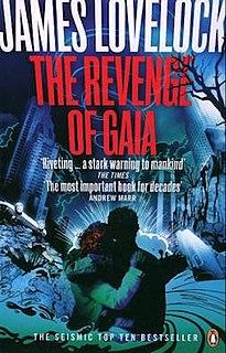 <i>The Revenge of Gaia</i> book by James Lovelock