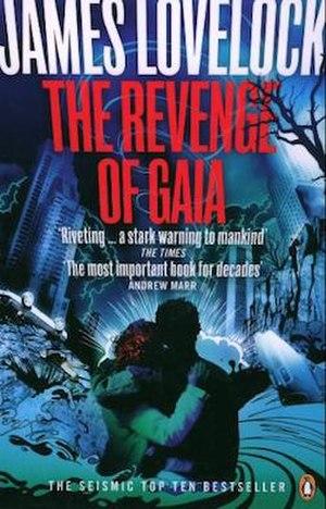 The Revenge of Gaia - Image: Revengeof Gaiacover