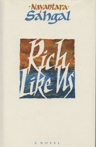 Rich Like Us - Rich Like Us book cover