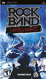 <i>Rock Band Unplugged</i> 2009 video game