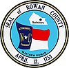Official seal of Rowan County