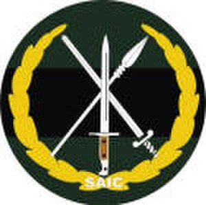 South African Army Infantry Formation