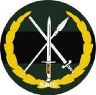 South African Army Infantry Formation - Image: SA Infantry Formation badge