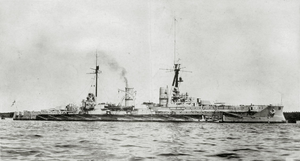 SMS Blücher - Blücher during World War I