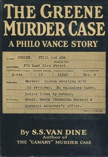 The Greene Murder Case Wikipedia