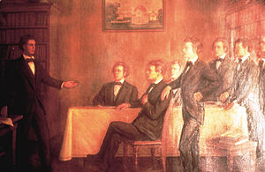 Sigma Alpha Epsilon - The Founders of Sigma Alpha Epsilon.