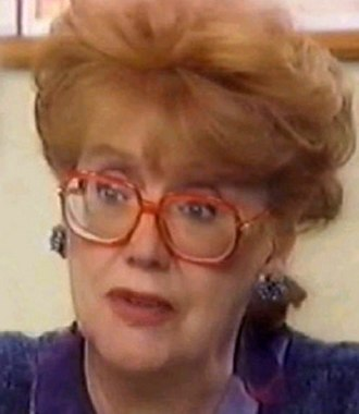 Aunt Sal - Sal as she first appeared in 1996