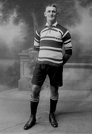 History of the Sydney Roosters - Sandy Pearce 1910