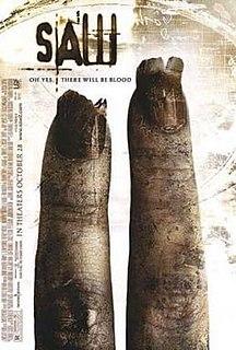 <i>Saw II</i> 2005 film by Darren Lynn Bousman