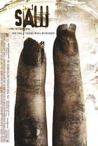 Saw II - Theatrical release poster