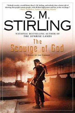 The Scourge of God (novel) - Image: Scourge of God