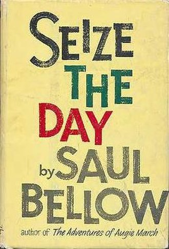 Seize the Day (novel) - First edition