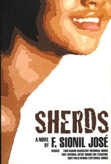 <i>Sherds</i> (novel) Book by F. Sionil José