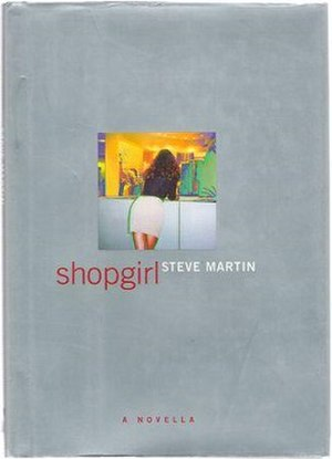 Shopgirl (novella) - First edition cover