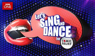Let's Sing and Dance - Image: Sing & Dance logo