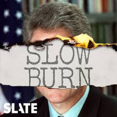 Picture of a podcast: Slow Burn