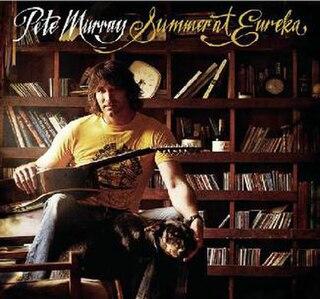 <i>Summer at Eureka</i> 2008 studio album by Pete Murray