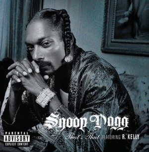 That's That - Image: Snoop Dogg Featuring R. Kelly That's That