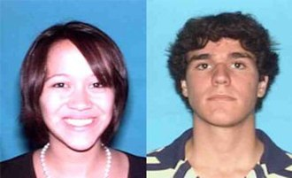Murder of John Goosey and Stacy Barnett - Stacy Barnett (left) and John Goosey (right), murder victims
