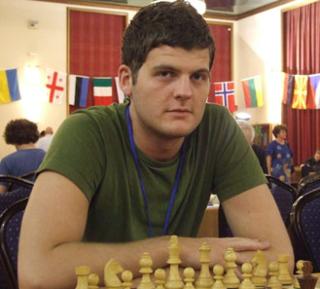 Stefán Kristjánsson Icelandic chess player