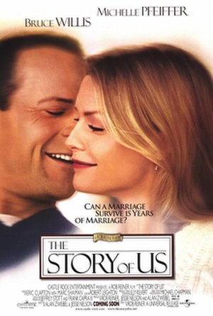 The Story of Us (film) - Theatrical release poster
