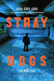 <i>Stray Dogs</i> (2013 film) 2013 film by Tsai Ming-liang