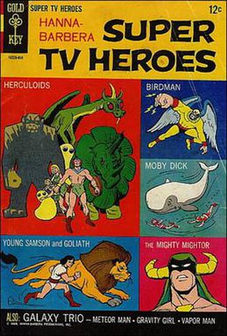 The Herculoids - Image: Super tv heroes 1