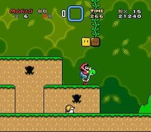Super Mario World - Image: Supermarioworld