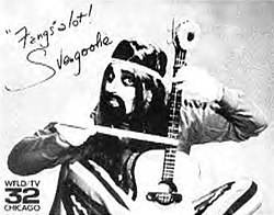 Jerry G Bi As The Original Svengoolie