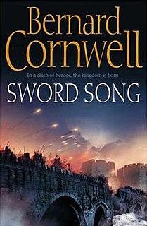 2007 Book by Bernard Cornwell