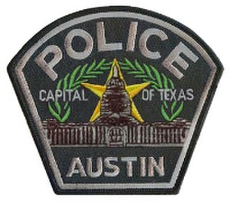 Austin Police Department - Image: TX Austin Police