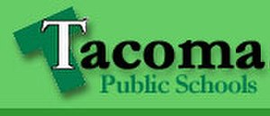 Tacoma Public Schools - Old logo of Tacoma Public Schools