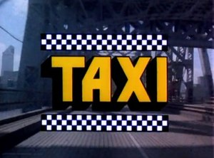 Taxi (TV series) - Image: Taxi title screen
