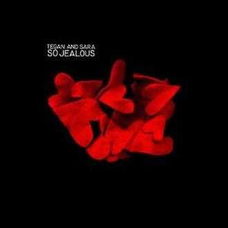 So Jealous - Image: Tegan and Sara So Jealous cover